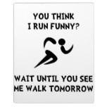 run funny